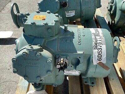 Carrier Totaline 6d5376tlbc0600-t 15hp 400460v Semi-hermetic Compressor Reman