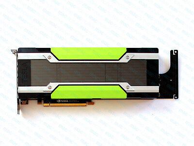 Dell/NVIDIA Tesla P100 16GB HBM2 Passive CUDA GPU PCIe Accelerator Card (RGKP9)