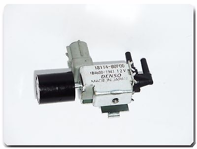 EGR Valve Control Switch-Vacuum Solenoid Fits: Tracker 96-97 Sidekick 1996-1998 for sale  El Monte