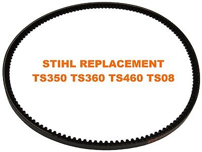 Belt For Stihl Ts350 Ts360 Ts460 Ts08 Cutoff Saw 9490-000-7850