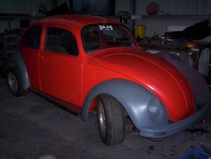 Wanted 68-70 Volkswagen Beetle Newcastle 2300 Newcastle Area Preview