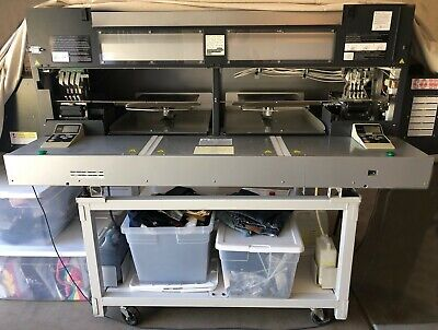 Brother 782 Direct To Garment Printer Machine - Dtg - Can Print 2 Shirts At Once