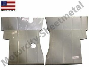 1955-59 CHEVROLET GMC PICK UP TRUCK FRONT FLOOR PAN PAIR