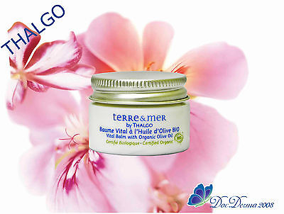terre & mer by Thalgo Vital Balm with Organic Olive Leaf