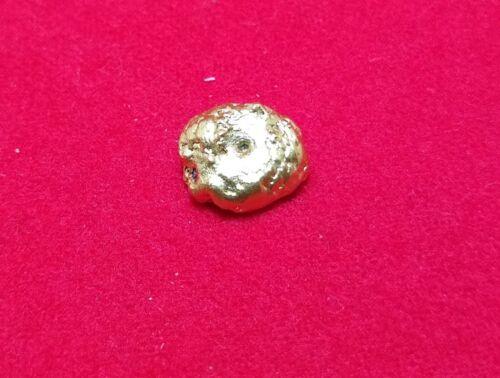 5.7 grams natural gold nugget