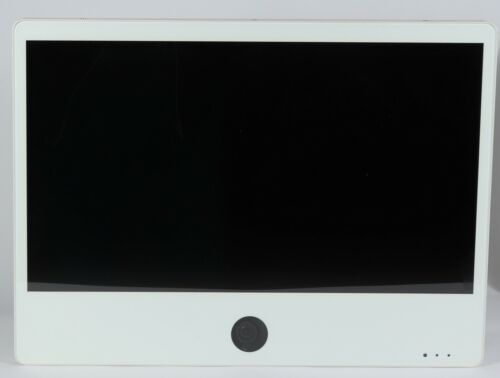 """ViewZ VZ-PVM-I3W3 27"""" Full HD IP Based Public View LCD Monitor with 2MP Camera"""