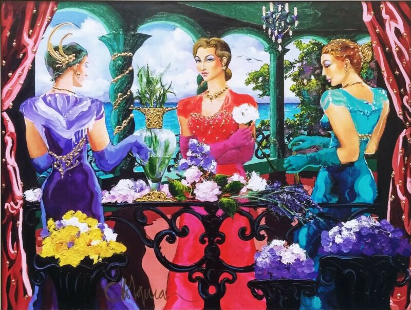 """Otto Aguiar """"the New Veranda"""" 2013 