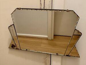 Vintage Art Deco Design Mirror # 2
