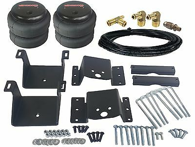 Towing Air Bag Kit Bolt On 2011-2017 Chevy 2500 3500 Rear Suspension Load Level (Gmc Truck 3500 Air)