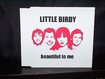 LITTLE BIRDY BEAUTIFUL TO ME - RARE AUSTRALIAN CD SINGLE NM