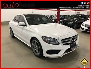 2015 Mercedes-Benz C-Class C300 4MATIC PREMIUM SPORT CLEAN CARPR