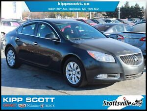 2013 Buick Regal CXL, Heated Leather, Remote Start, 1 Owner