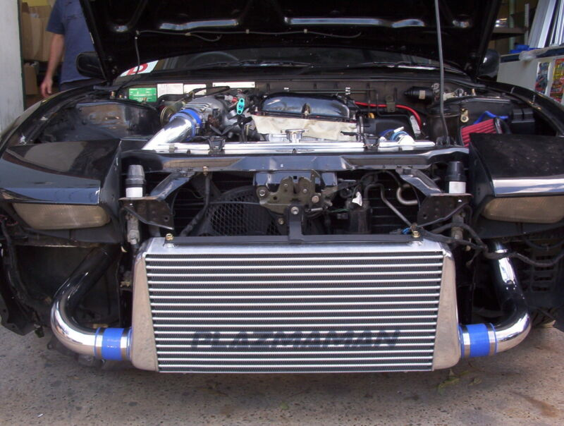 180sx/ S13 Silvia Pro Series Intercooler Kit - Plazmaman