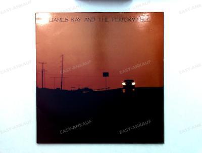 James Ray And The Performance - Mexico Sundown Blues UK Maxi 1986 /3