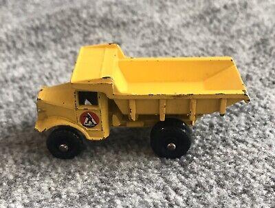 MATCHBOX Euclid Quarry Truck No.6C