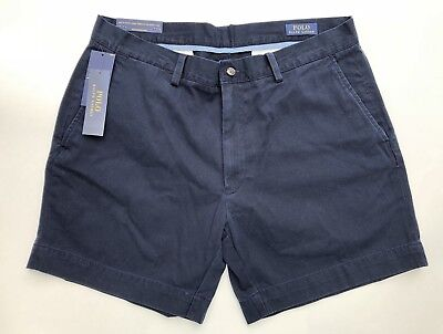Navy Blue Classic Shorts (Polo Ralph Lauren Navy Blue 6