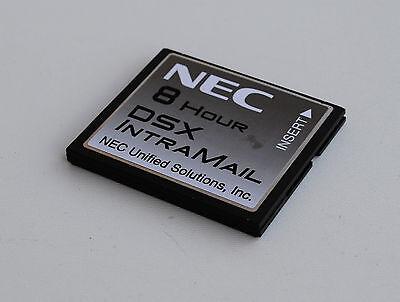 Nec Dsx 40 80 160 1091011 Intramail 4 Port 8 Hour Voicemail Flash Voice Mail