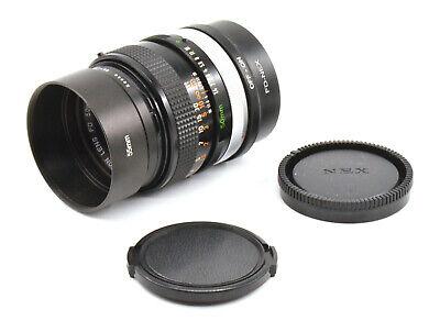 Canon FD 50mm F1.4 S.S.C. Lens For Canon FD/Sony-E (NEX) Mount! Good Condition!