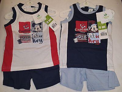 Disney Baby Clothing Boys  Shorts Set New With Tags.... - Disney Baby Cloths