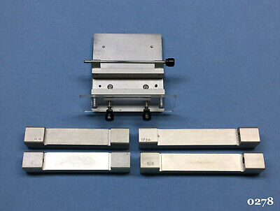 Kingsley Machine - Master Wire Tube Marking Fixture- Hot Foil Stamping Machine