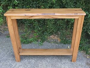 Rustic Recycled Marri Hall Table For Sale(SOLD PPU)