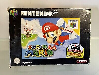 Wave Race N64 Nintendo 64 Originale Testato E Funzionante GIG