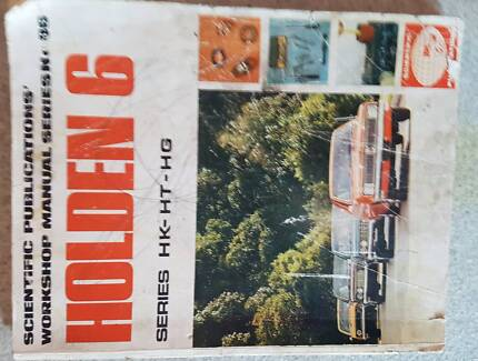 Holden hg hk in south australia gumtree australia free local holden 6 series hk ht hg service and repair manual sciox Gallery