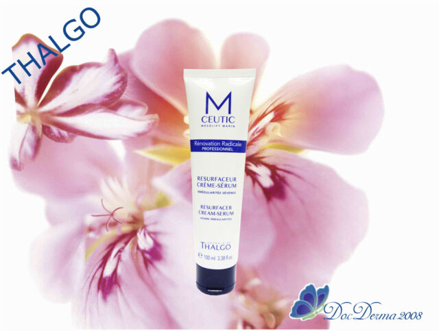 Thalgo MCEUTIC Resurfacer Cream-Serum 100ml Salon Size