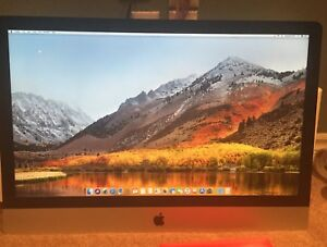 "Custom Built iMac 27"" late 2013"