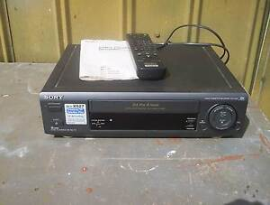 Sony VCR player Elizabeth Downs Playford Area Preview