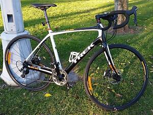 Trek Domane 4.3 Disc Road Bike. Size 56cm. Carbon. Almost New. Adelaide CBD Adelaide City Preview