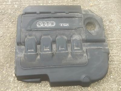AUDI Q3 8U 2016 2.0 TDI TOP ENGINE COVER 04L103925R