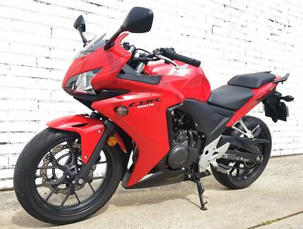 HONDA CBR500R - Stock No. 1526