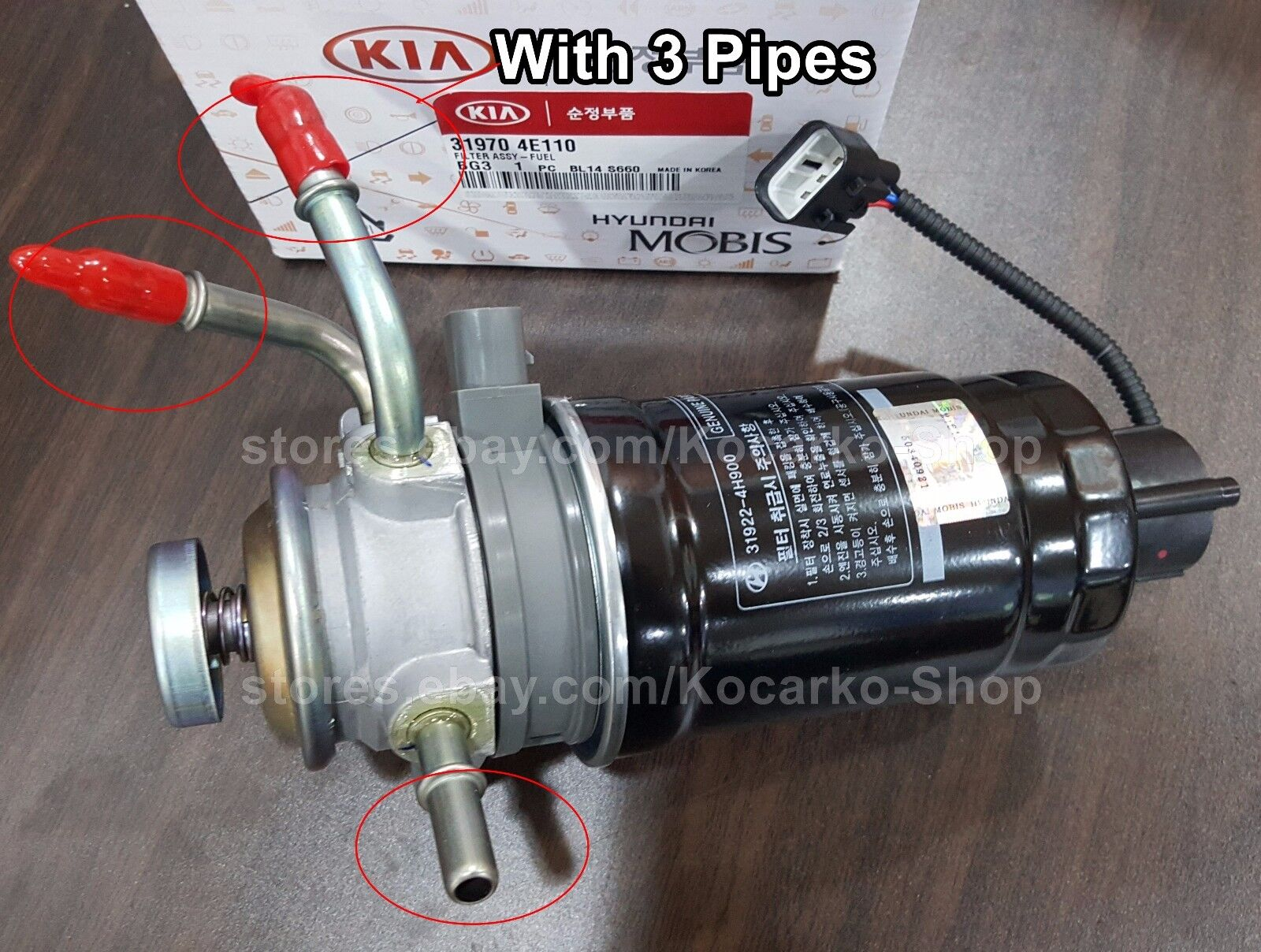 Fuel Filters Ebayshopkorea Discover Korea On Ebay 2007 Sedona Filter Oem 25l A Engine Assy W 3pipes Kia Bongo3 K2500 2016