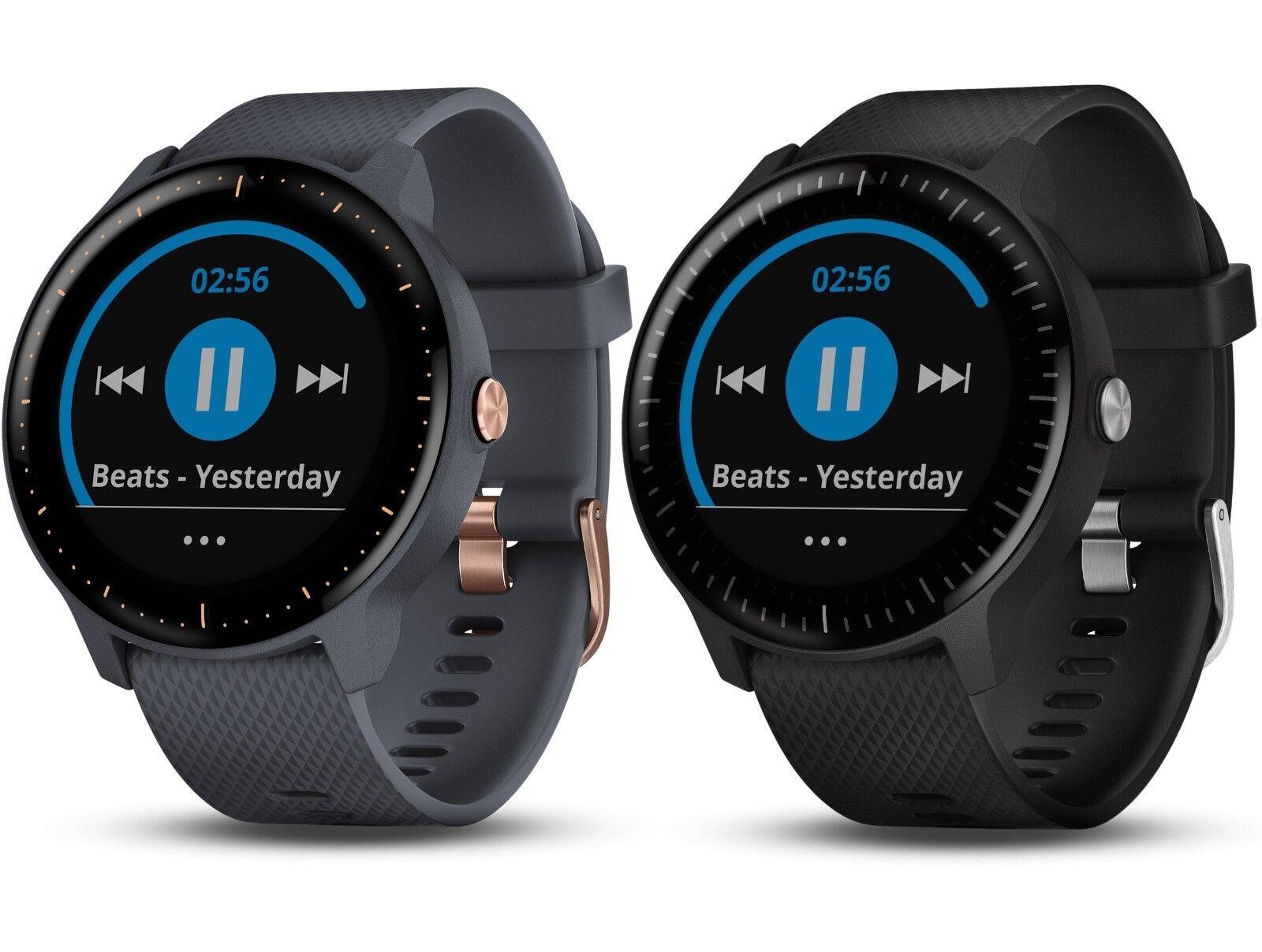 Garmin Vívoactive 3 GPS Smartwatch with Music Storage & Pla