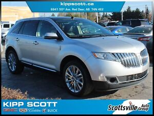 2013 Lincoln MKX AWD, Leather, Nav, Sunroof, THX, Loaded