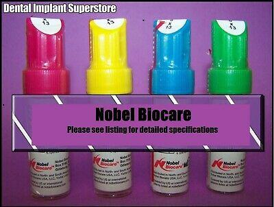 Nobel Biocare - Active Internal Np - 3.5 X 13mm Exp 2020-08