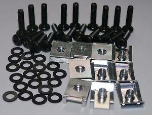verkleidungsschrauben m5 motorrad kraftradteile ebay. Black Bedroom Furniture Sets. Home Design Ideas