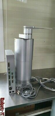 Rorze Rr713l1521-3a3-e01-1 Curr-2797-1 Wafer Transfer Robot Controller Set