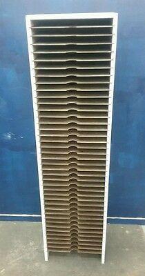 "Scrapbooking Paper Storage 8.5"" X 11"" 40 Tower   cardstock"