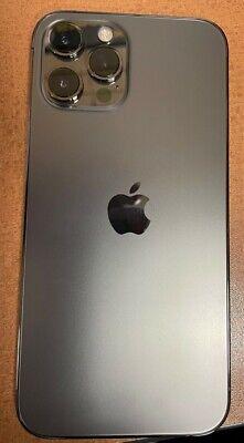 Apple iPhone 12 Pro Max - 256GB - Graphite (Unlocked) Model A2342
