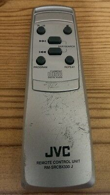 Genuine JVC  Remote Control Unit RM-SRCBX330 J