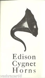 EDISON-CYGNET-HORNS-ADVERTISEMENT-PAMPHLET-1909