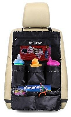 #1 Best Quality Lebogner Auto Backseat Organizer, Perfect To Organizer Your Car.