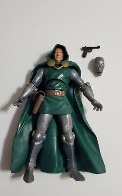 Marvel Legends Fantastic Four BAF Ronan Series Dr. Doom Unmasked Variant!!! 2007