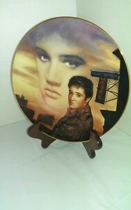 Elvis-Presley-Heartbreak-Hotel-The-Hit-Parade-Collector-Plate