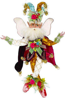 "[Mark Roberts Fairies - Harlequin Fairy 51-97204 Small 10"" Figurine </Title]"
