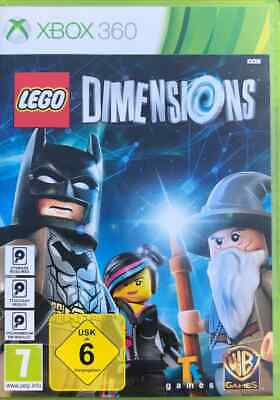 LEGO Dimensions - Game Software ONLY - (Microsoft Xbox 360)