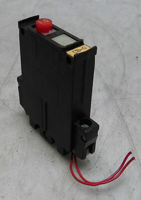 General Control 1 A Circuit Breaker, NFTCB1, off MAZAK VQC CNC, Used, WARRANTY