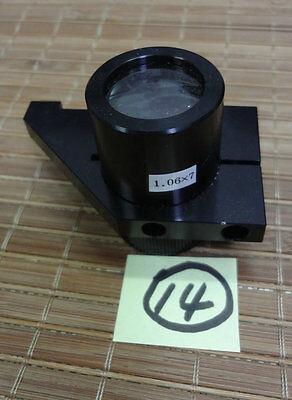 The Laser Beam Expander Lens 1.06x7